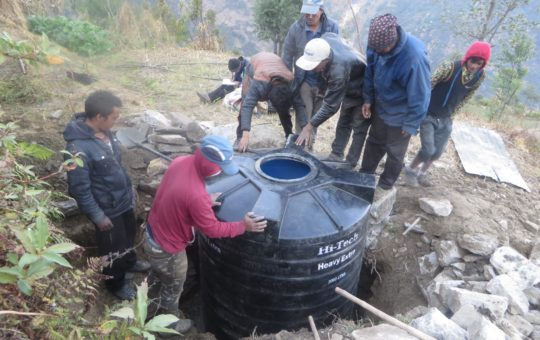Belkha and Ludu Drinking Water Projects – Phase 3
