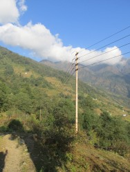 Electric Pole Project