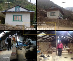 Chhulemu Teacher Hostel