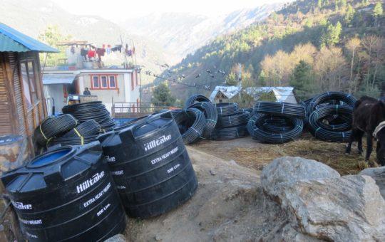 Taksindu District Drinking Water Project 2017